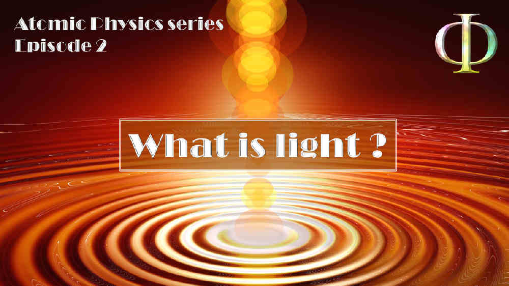 What is Light - an explanatory video