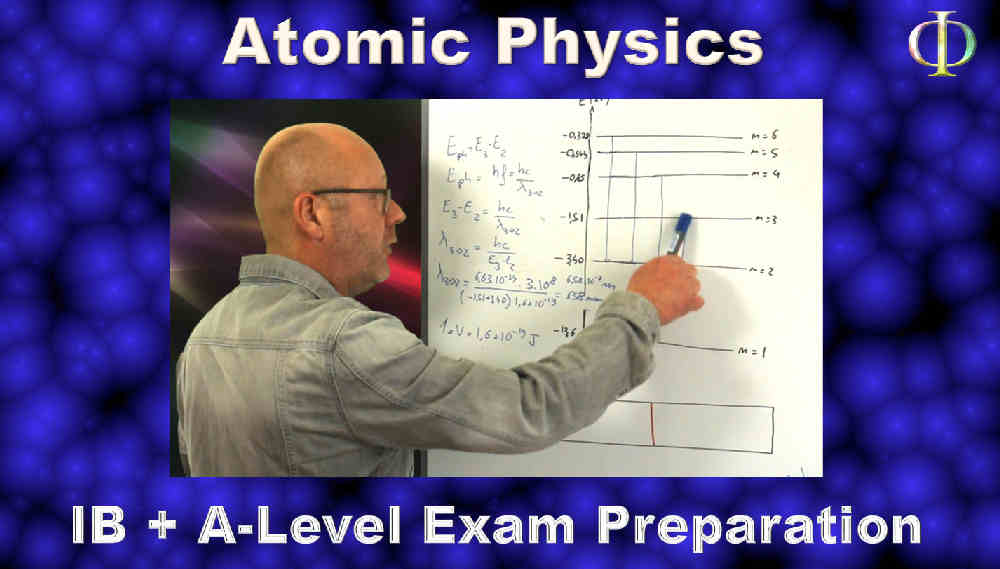 Atomic Physics (High School Physics - Exam Prep)