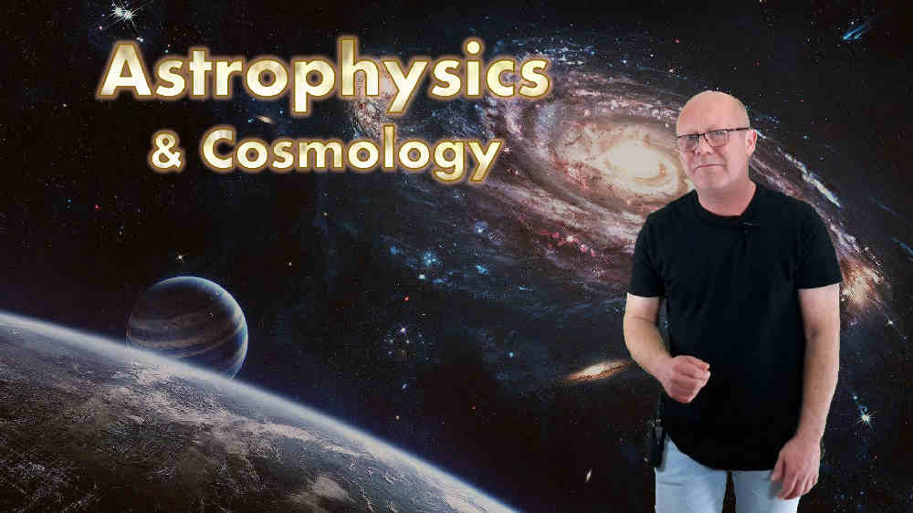 Set of videos on astrophysics and Cosmology