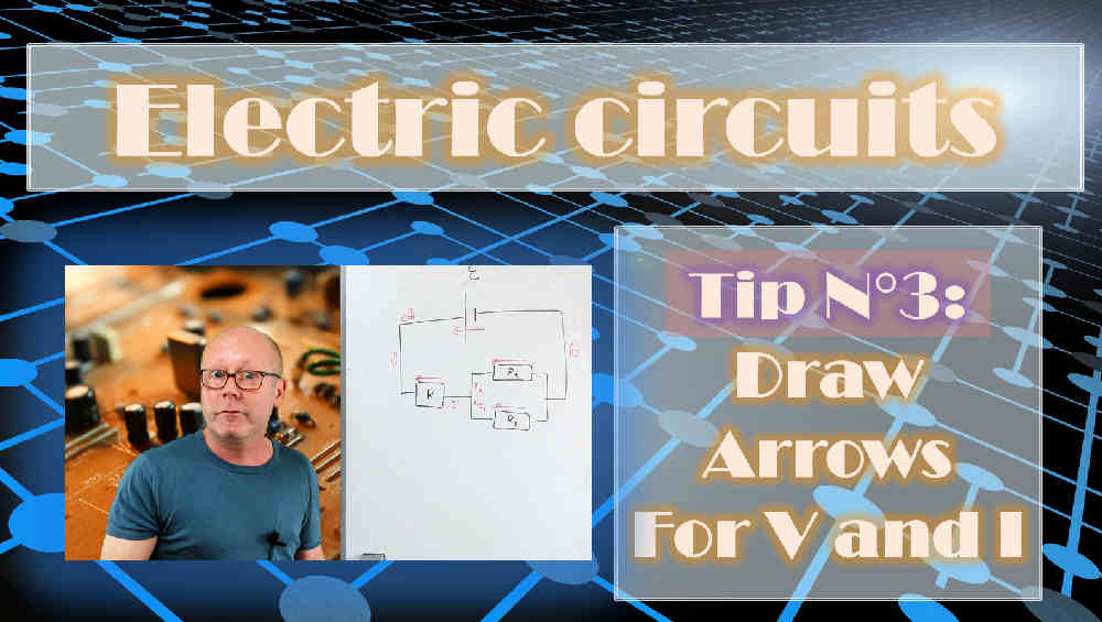 Electric Circuits Tips (Electricity, high school physics)