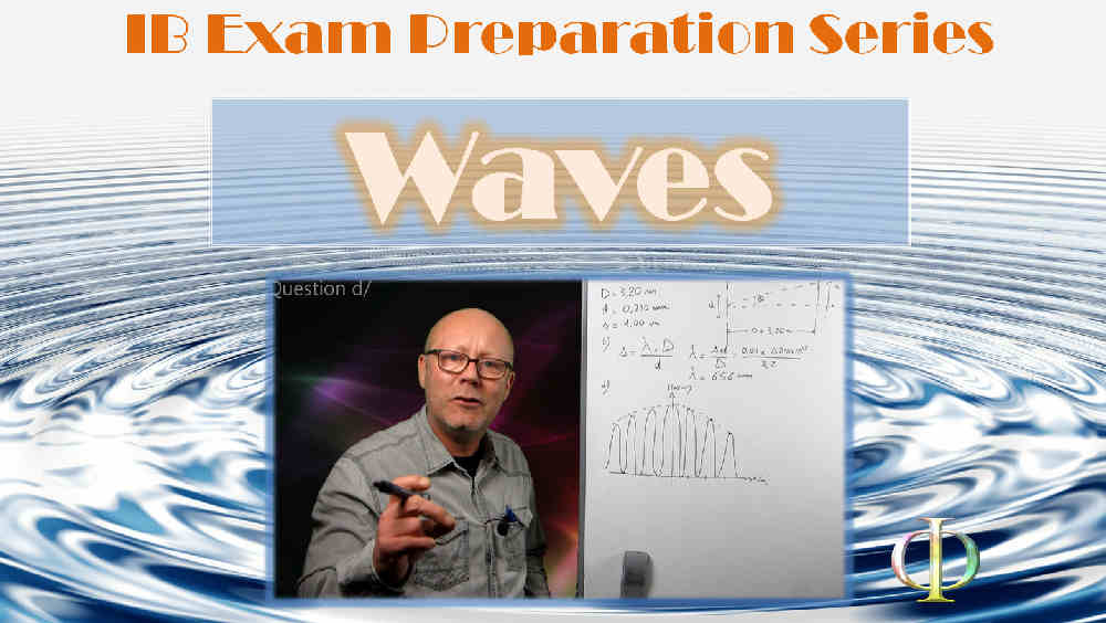 Exam Training: Waves and Diffraction