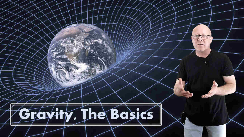 Online course on Gravity; Edouard Reny; physics-made-easy.com