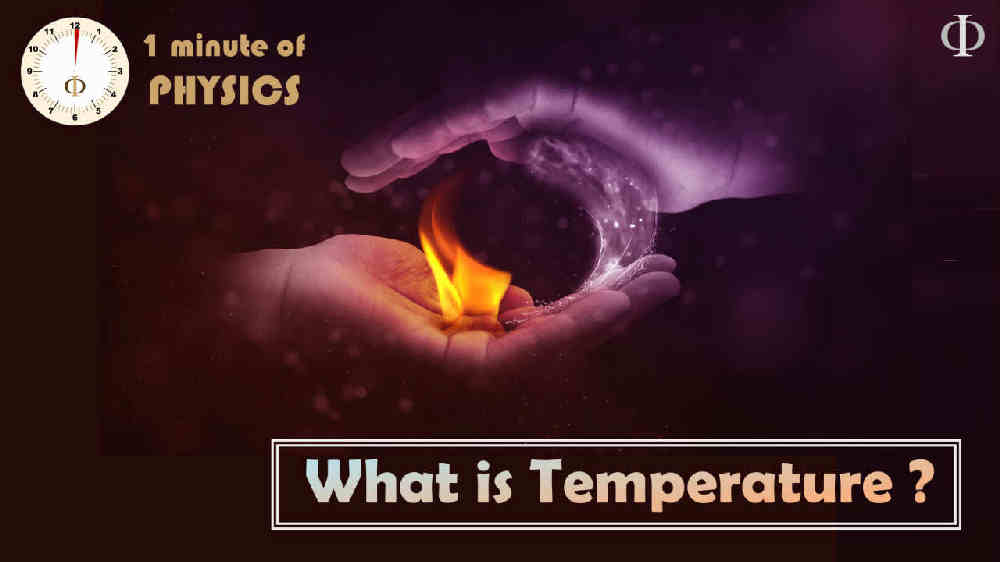 What is an Temperature?