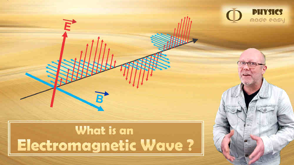 What is an EM Wave? (high school physics)