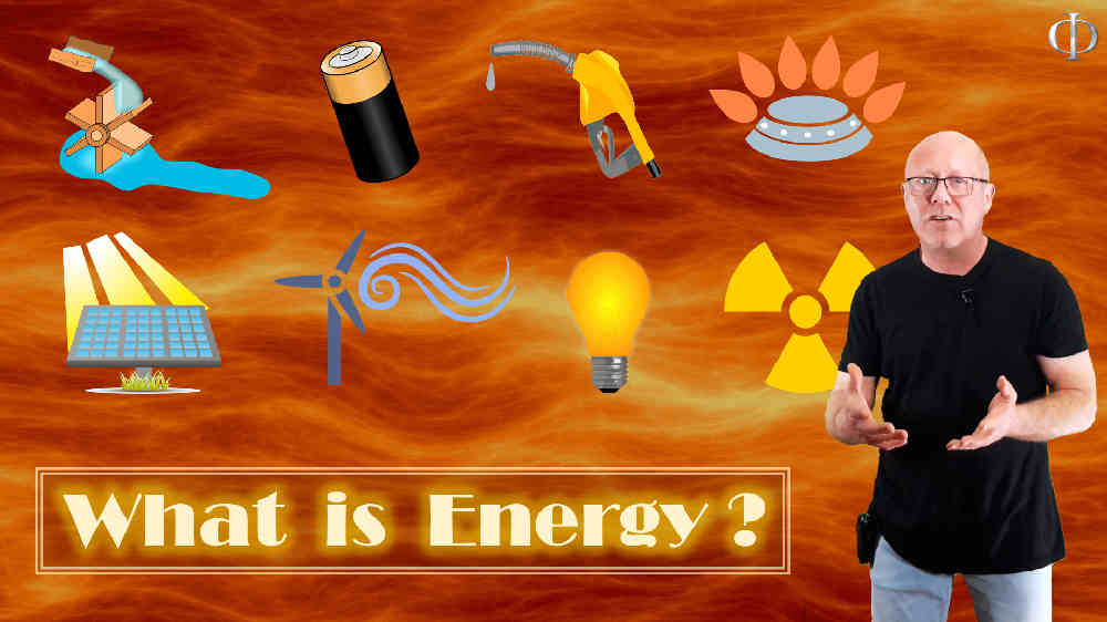 What is Energy? (high school physics)