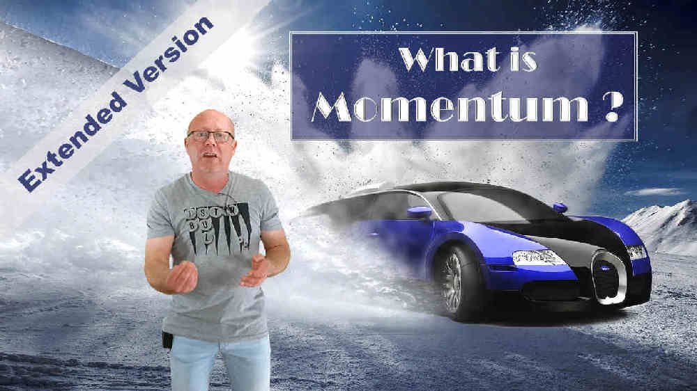What is a momentum? (high school physics)