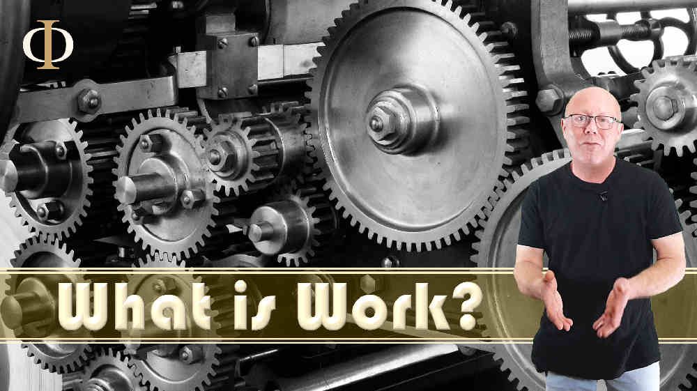 What is Work ? (high school physics)
