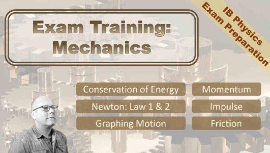 Mechanics (High School Physics)