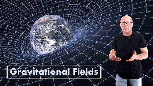 Gravitational Fields - online course on gravity; physics-made-easy.com
