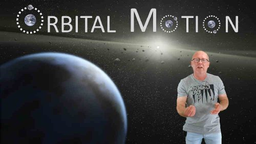 Orbital Motion- online course on gravity - physics-made-easy.com