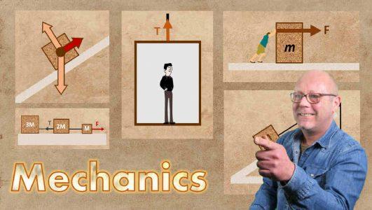 Mechanics - Set of Video Lessons